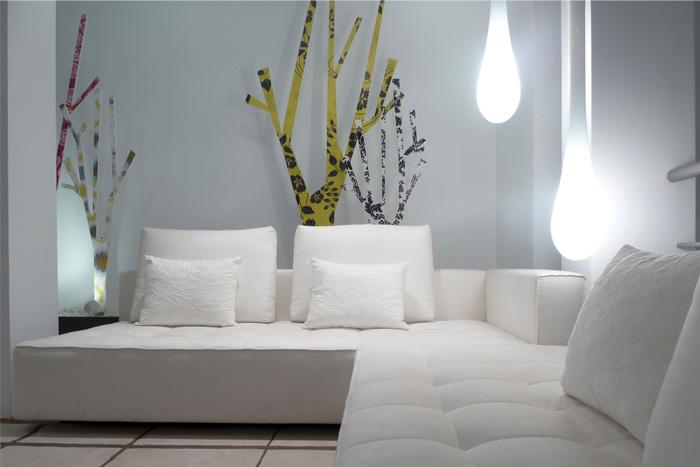 Salón Blanco. Forma Interiorismo